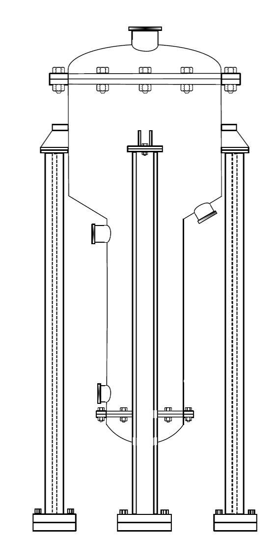 radiks's design of evaporator